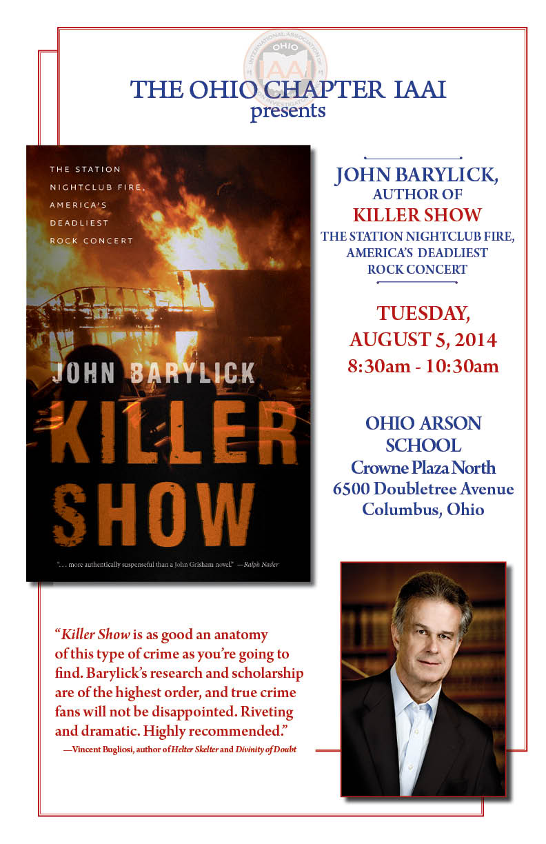 killer show by john barylick Other results for killer show john barylick pdf: course & seminar descriptions | school (s) in the title field indicates a seminar (c) indicates a clinical program course to which you must apply and be accepted before registering.